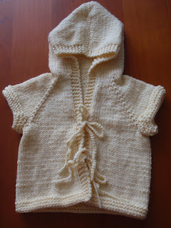 Crochet Pattern Central - Free Baby Sweaters, Cardigans