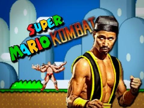 Super Mario Kombat