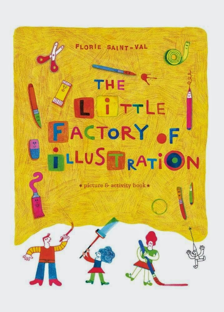 kids 39 book review review the little factory of illustration. Black Bedroom Furniture Sets. Home Design Ideas