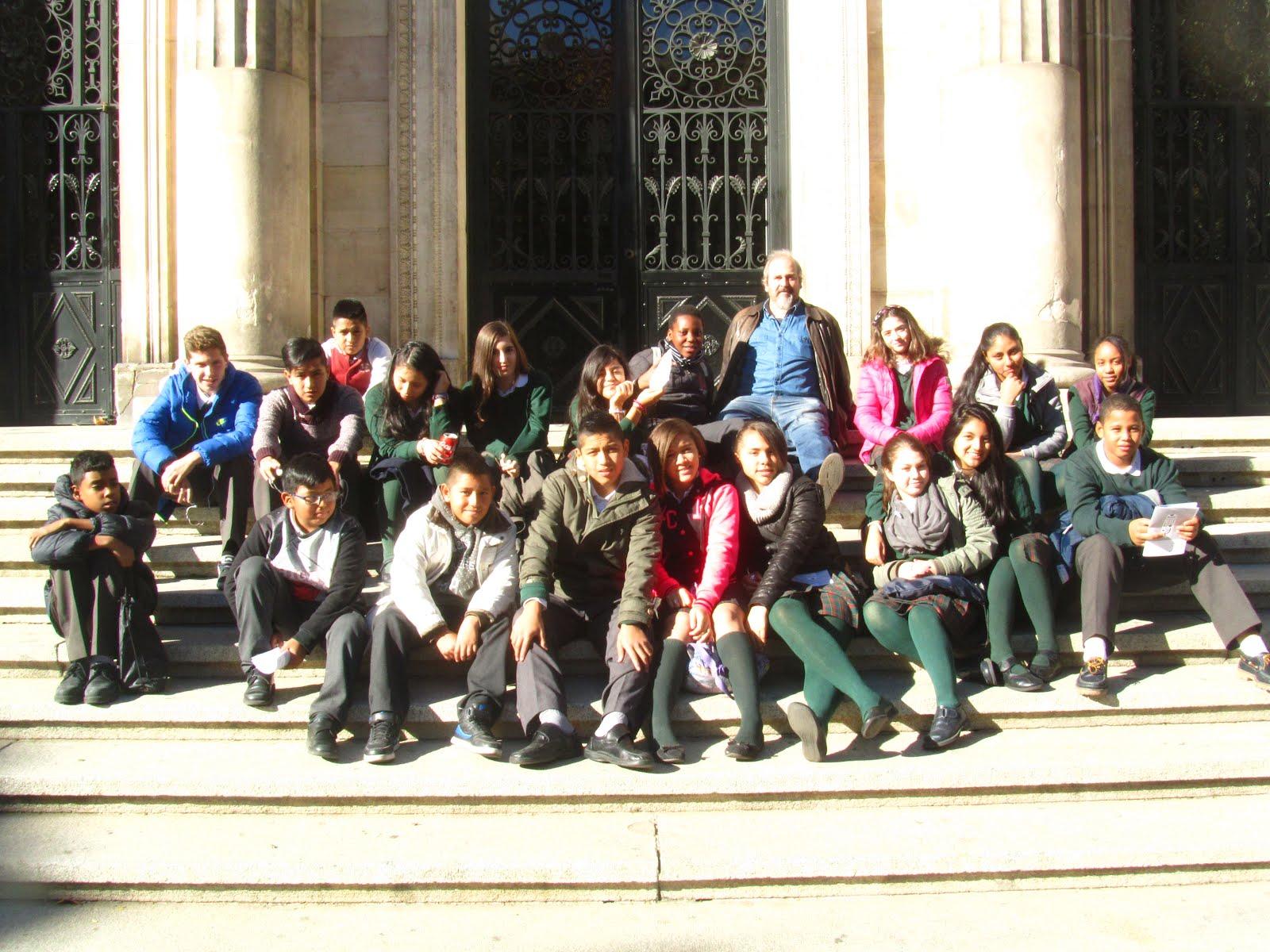 MUSEO ARQUEOLÓGICO NACIONAL - 1º y 2º ESO (2015-16)