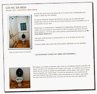 wc en India