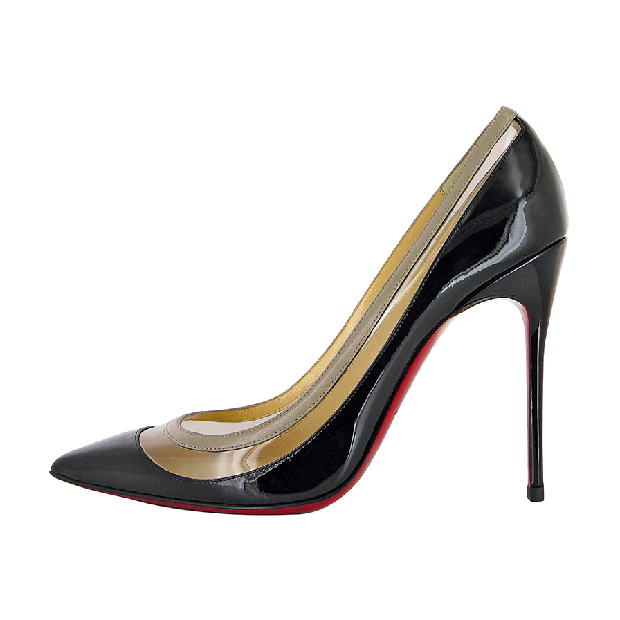 Womens Black Patent Mary Jane Shoes