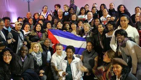 Encuentro de cubanos