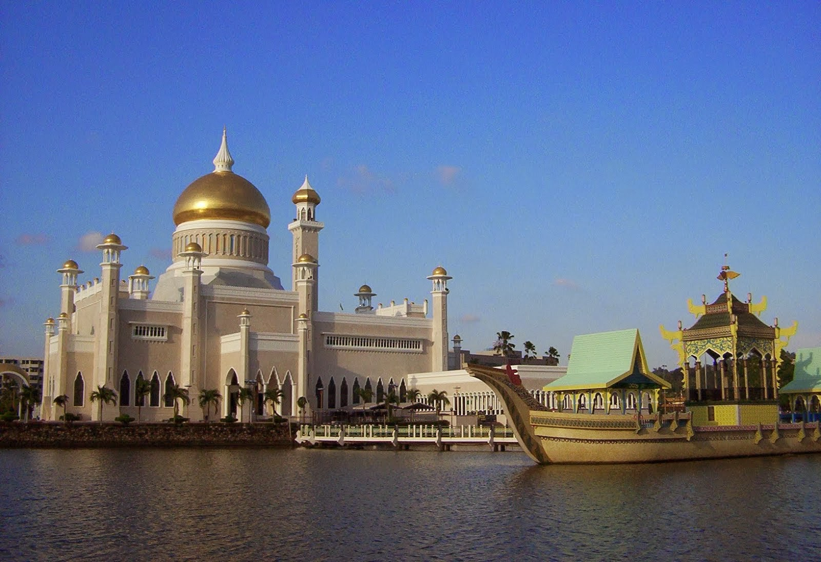 Brunei Darusalam, 2008