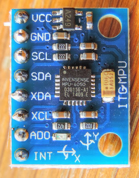 Esp8266 demo board