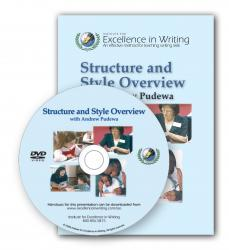 Institute for Excellence in Writing - Teaching Structure and Style