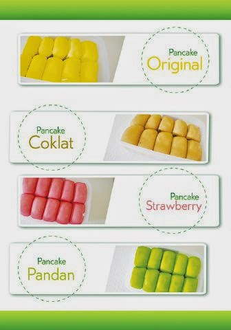 pancake durian medan