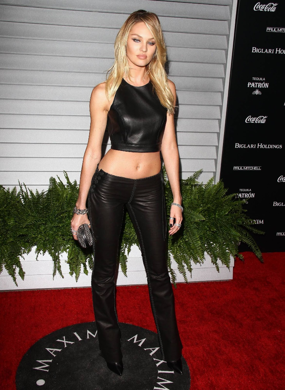 Candice Swanepoel Maxim Top 100 Hot Women in West Hollywood