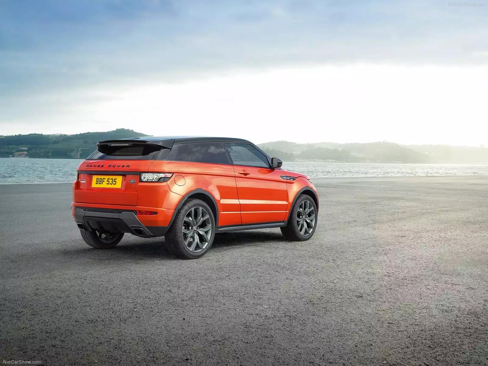 Hình ảnh xe ô tô Land Rover Range Rover Evoque Autobiography Dynamic 2015 & nội ngoại thất