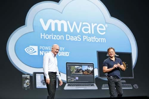 NVIDIA and VMware
