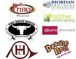 Moira's PMC 2013 Sponsors