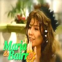 """Atriz que fez a novela """"Maria do Bairro"""" nos dias de hoje!"""