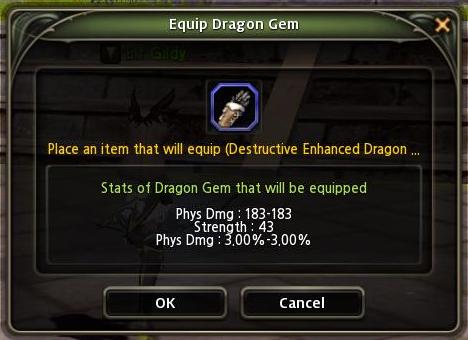 Dragon Nest Dragon Gem