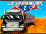 18 Wheeler 3 jogo online de caminhão