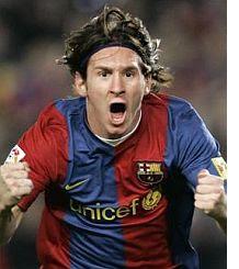 messi eleito melhor jogador da champions league