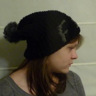 jak zrobić czapkę na drutach