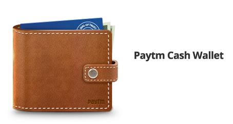 Paytm cash wallet