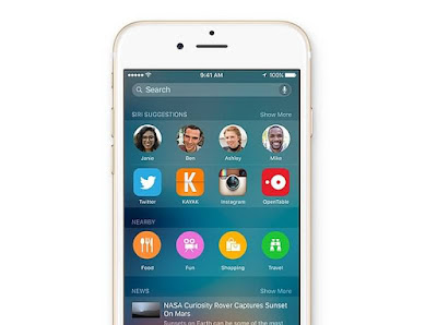 iphone 6 ios 9