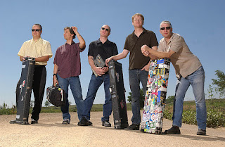 Camper Van Beethoven Will be Debuting New Material at  Highline Ballroom on Sat., Jan. 14th
