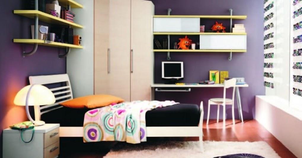 interior furniture kamar tidur anak laki laki