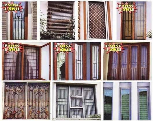 jendela rumah minimalis 5