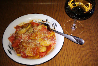 Gnocchi with Squash and Tomatoes