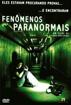 Fenômenos Paranormais Dublado 2012