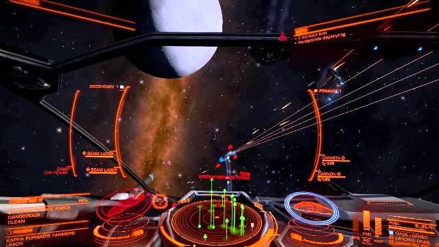 Elite: Dangerous PC Game full version