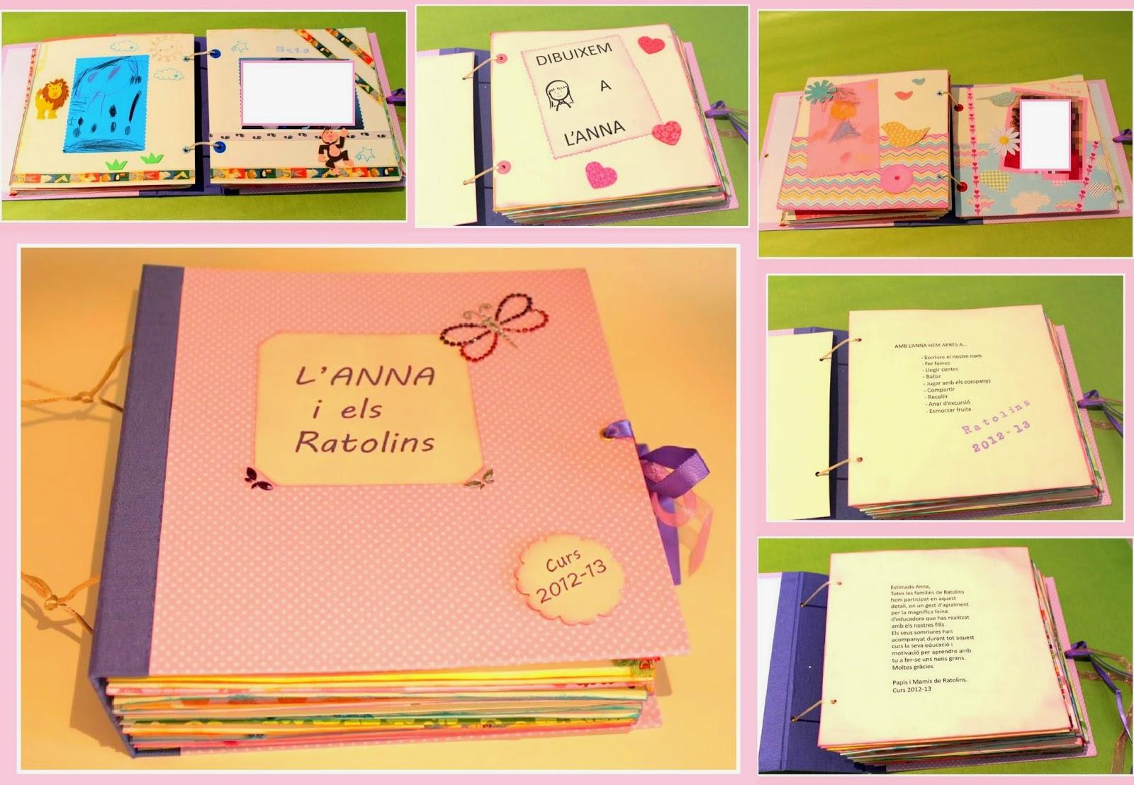 Manualidades para hacer un album familiar para la escuela como hacer un album de fotos casero imagui - Manualidades album de fotos casero ...