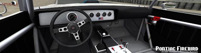 Pontiac Firebird para rFactor