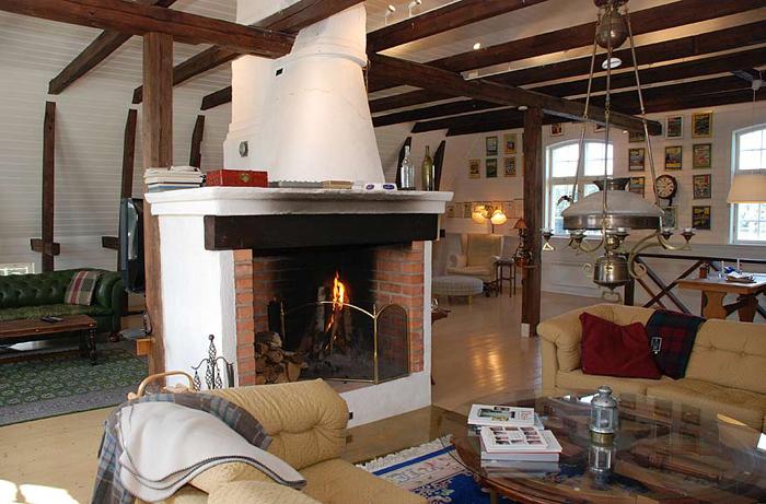 decoracion de interiores para casas rusticas : decoracion de interiores para casas rusticas:CASA RUSTICA EN DROMBOENDE