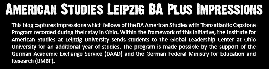 American Studies Leipzig BA Plus Impressions