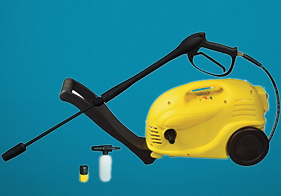 BTALI 70 Bar Portable Pressure Car Washer (1HP) Online, India - Pumpkart.com