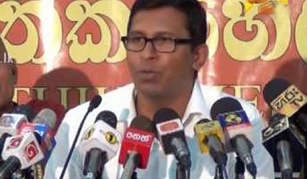Gossip-Lanka-Sinhala-News-Not-good-start-for-good-governance-JHU-www.gossipsinhalanews.com