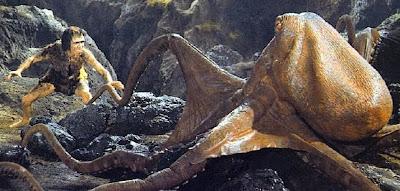 Giant Devilfish Octopus Media Hygiene: Franken...