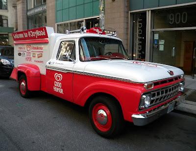 Good Humor Truck Photos