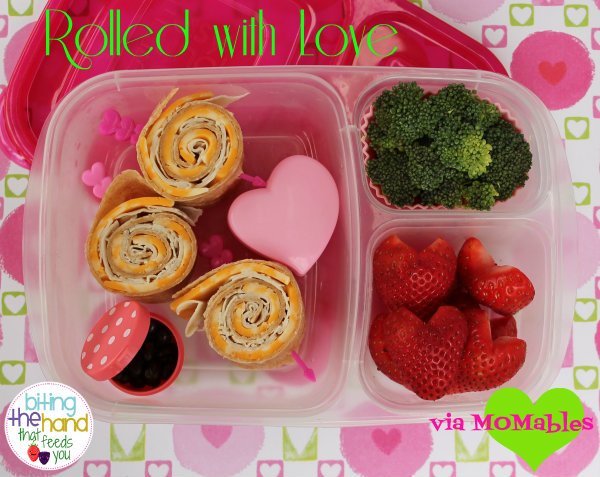 MOMables Monday - Rolled With Love