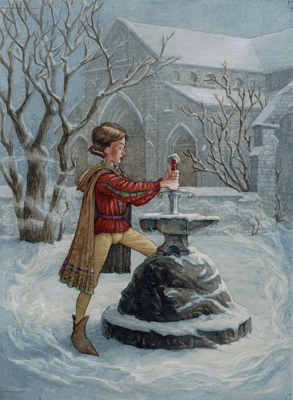 the adventures of the wart in the once and future king a novel by th white The sword in the stone each being a part of how he should rule as king the first transformation plunges wart and since she had not been released once she.