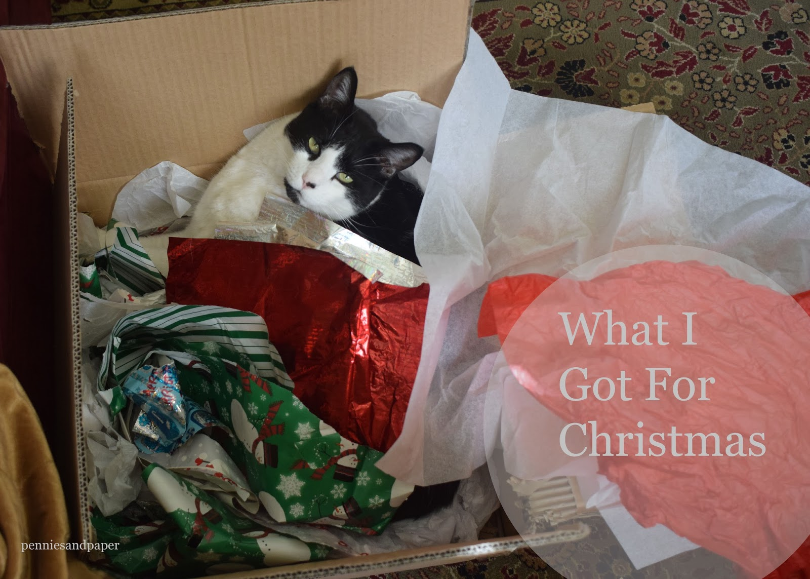 Pennies & Paper Blog | Christmas Gifts 2014