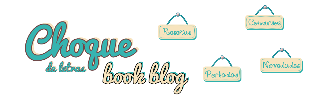 Choque de letras book blog