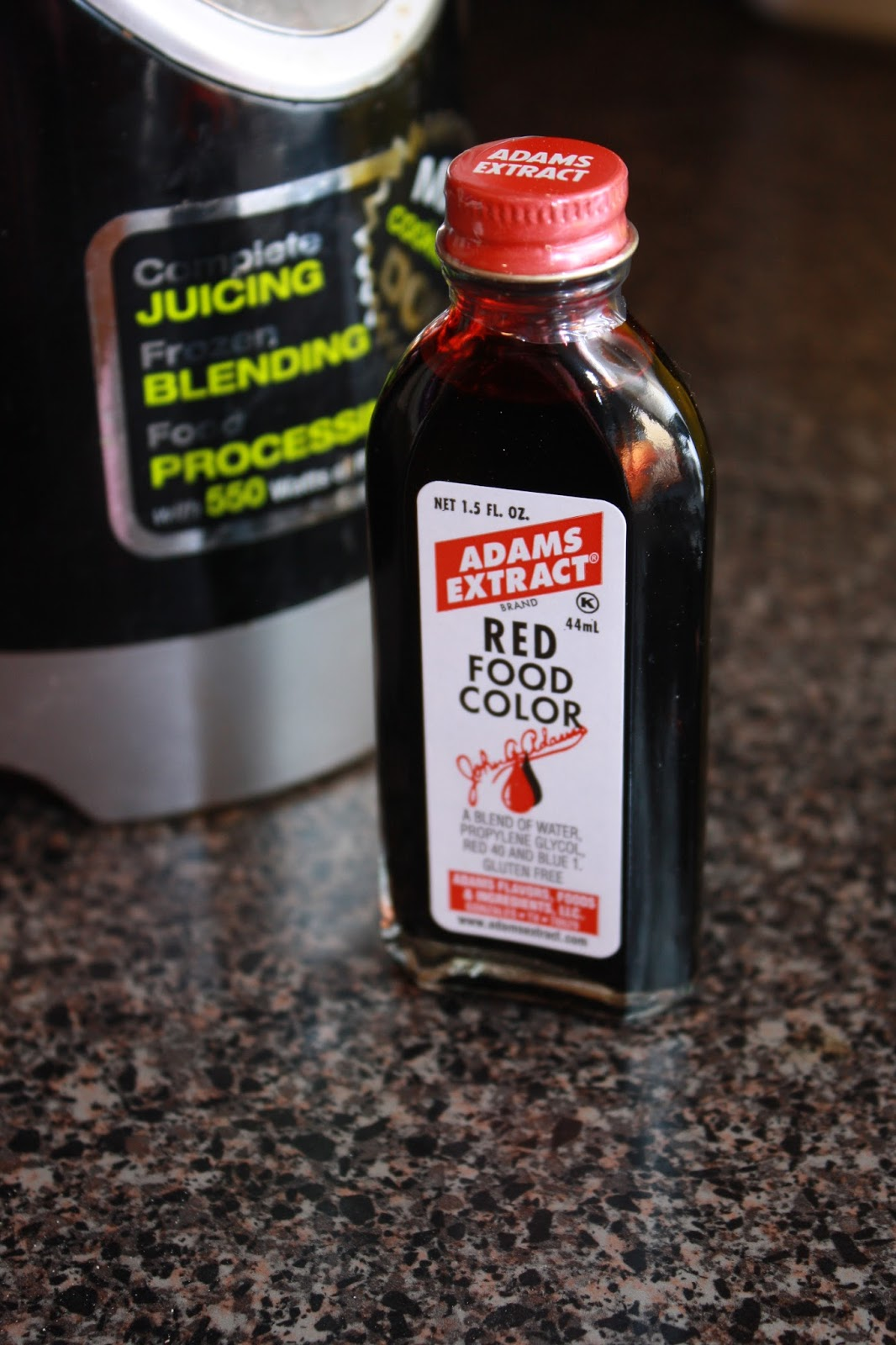 how to make fake blood without red food colouring