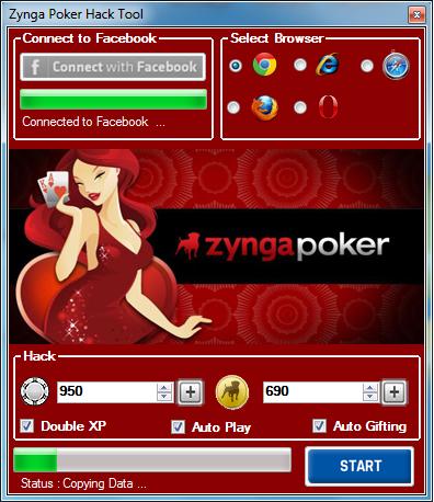 Zynga Poker Coin Generator