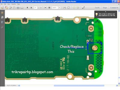 Nokia Asha 308 & 309 Mic Problem