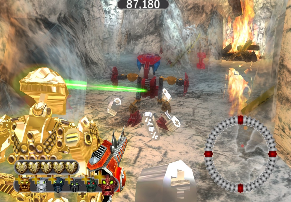 A Game For Free : Bionicle heroes game free download full version for pc
