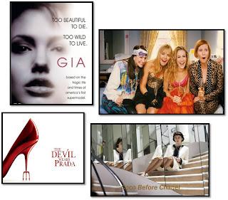 El cine y la moda