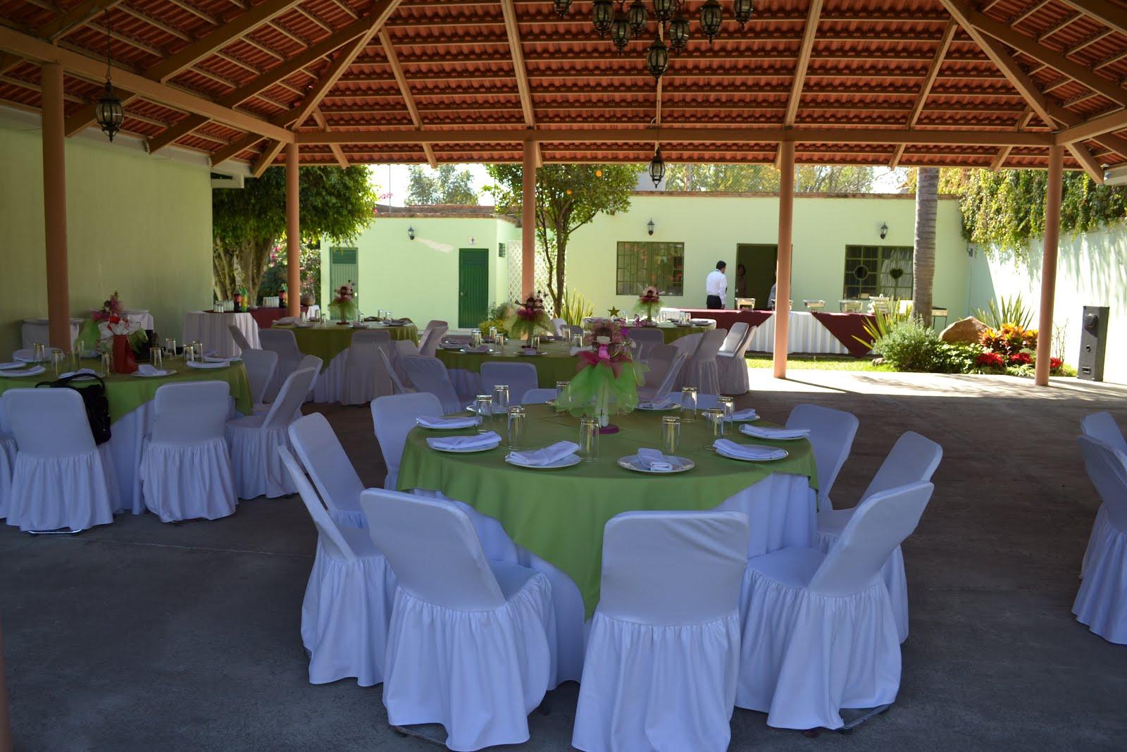 Terraza aguamarina for Terrazas para eventos