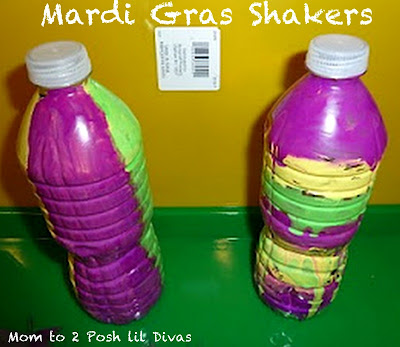 10 Mardi Gras Crafts for Kids