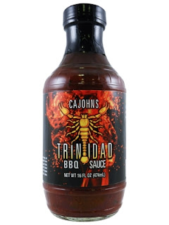 Trinidad Scorpion Pepper BBQ Sauce