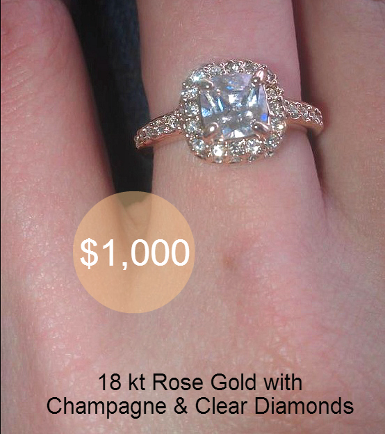 engagement and under affordable dollar ring wedding rings pin com glamour