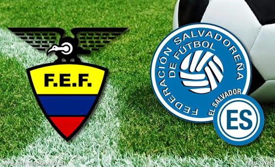 Ecuador vs El Salvador en directo online